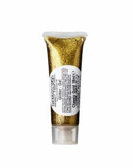Glitter make up- Goud