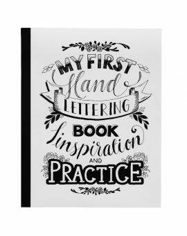 Boek 'My first handlettering book'