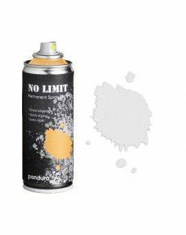 No limit spraypaint 200 ml - wit
