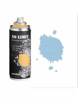 No limit spraypaint 200 ml - lichtblauw