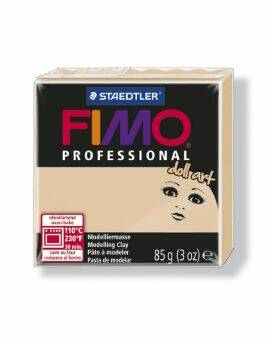Fimo professional doll art- Zand