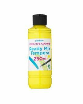 Ready mix Tempera- Geel
