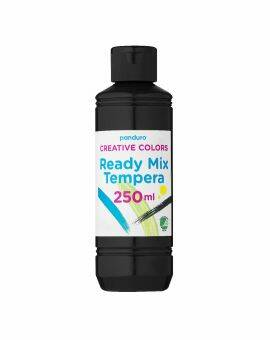 Readymix Tempera- Zwart
