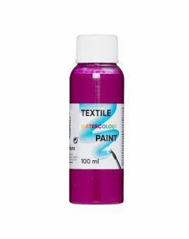 Textile watercolour paint - roze