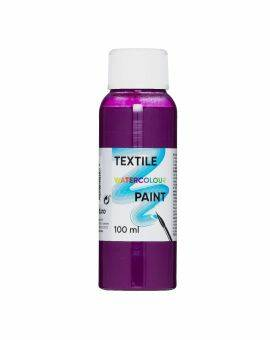 Textile watercolour paint - paars