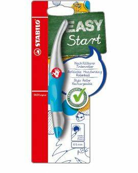 Stabilo easy original R- Neon blauw/metallic