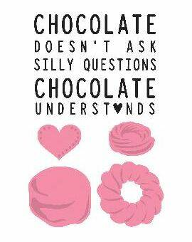 Collectable Chocolate doesn't ask