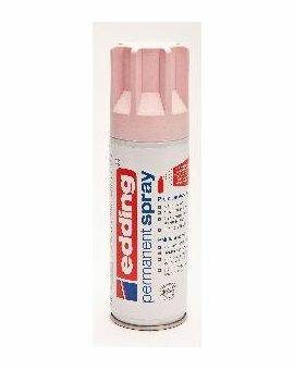 Edding 5200 permanent spray 200 ml- Pastelroze mat