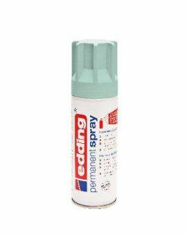 edding 5200 permanent spray 200 ml - mintgroen mat