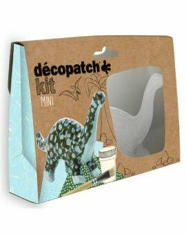 Decopatch Dinosaurus mini-kit
