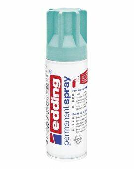 edding 5200 permanent spray 200 ml - turquoise mat