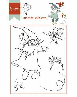 Clear Stamps Hetty's Gnomes autumn
