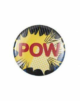 Button POW Ø25 mm