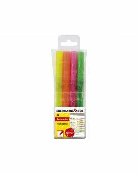 Markeerstift Glitter set van 4