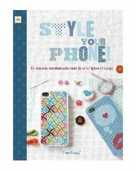 Boek Style your phone