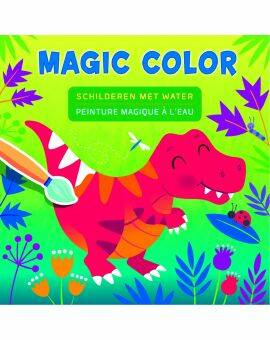 Magic color - dino